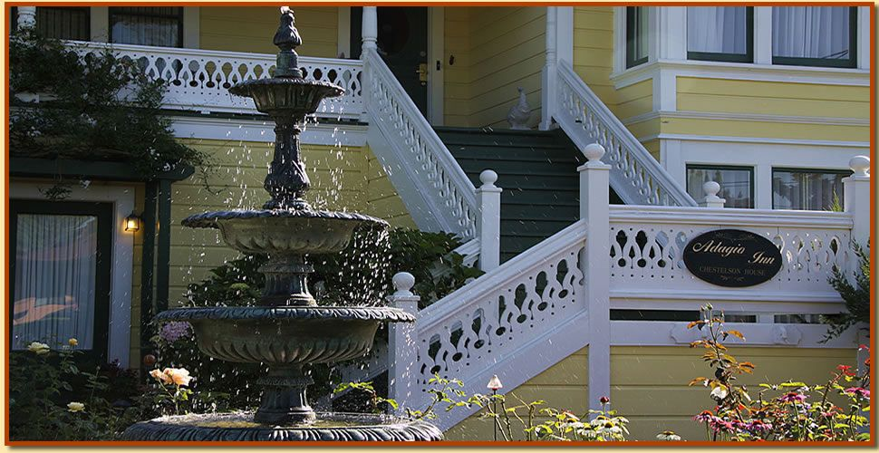 Napa Valley Bed and Breakfast * St Helena Wine Country Inn