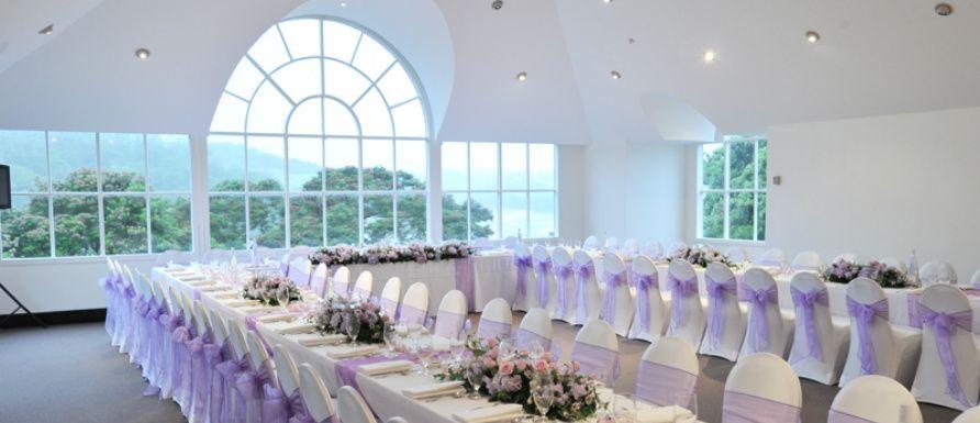 Gorgeous Auckland Wedding Venue