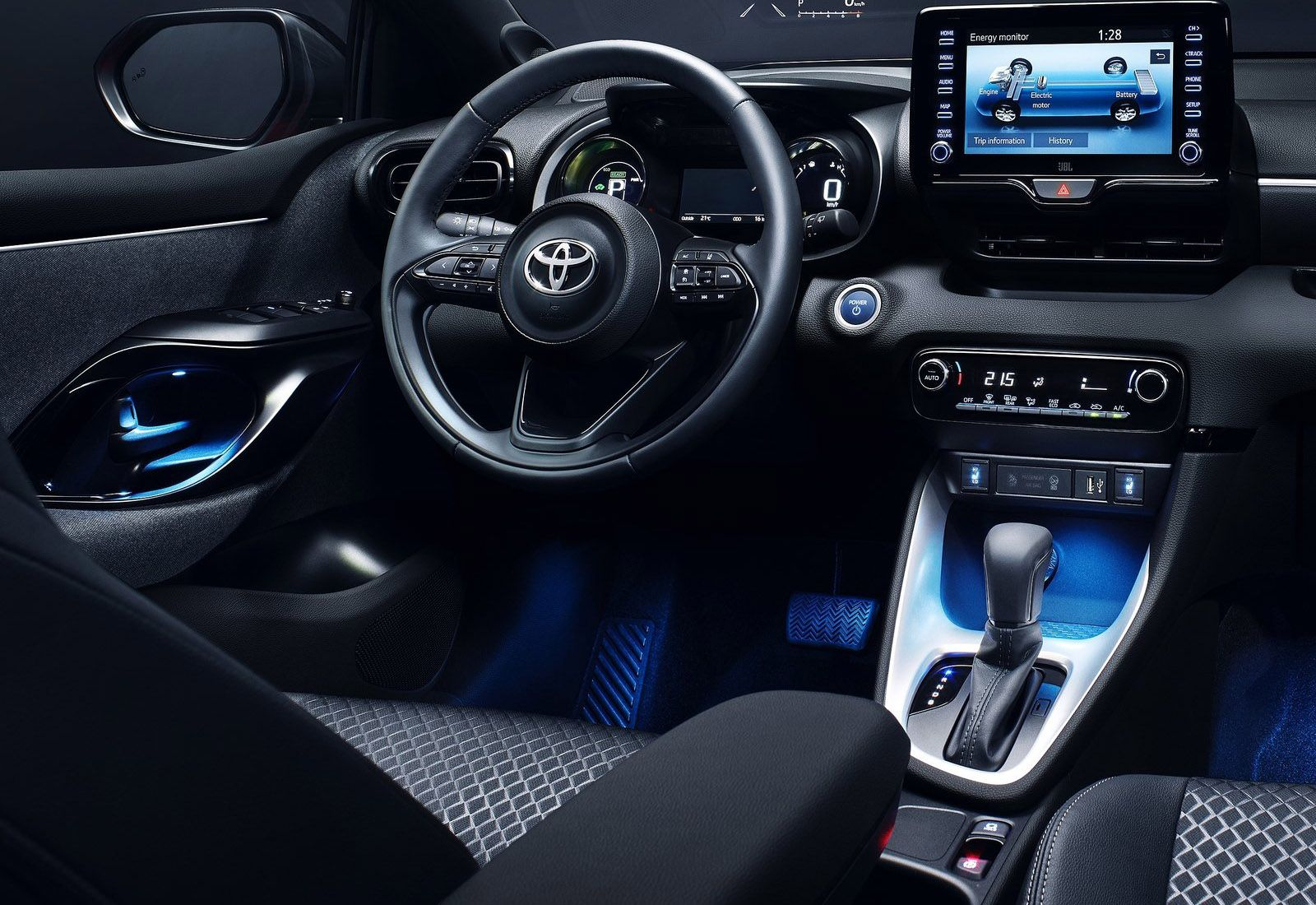 Oh Cool The New Toyota Yaris Still Gets A Manual Yaris Toyota Hatchback