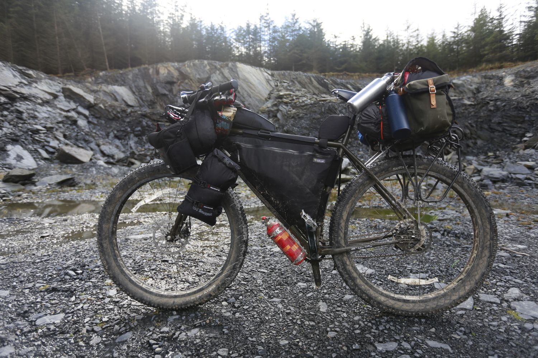 surly, surly ecr, wales, bikepacking wales, bikepacking blog