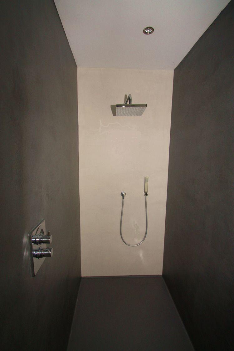 Badkamer gietvloer | Bathroom | Pinterest