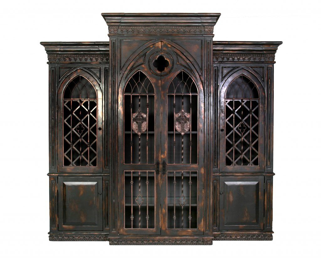 Exceptionnel Cathedral Armoire By Emmanuel Design Group
