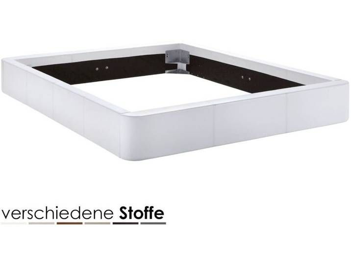 Hasena Dream-Line Bettrahmen Ciara 28/4S 160x200 cm / PK3 Shine 680 wi