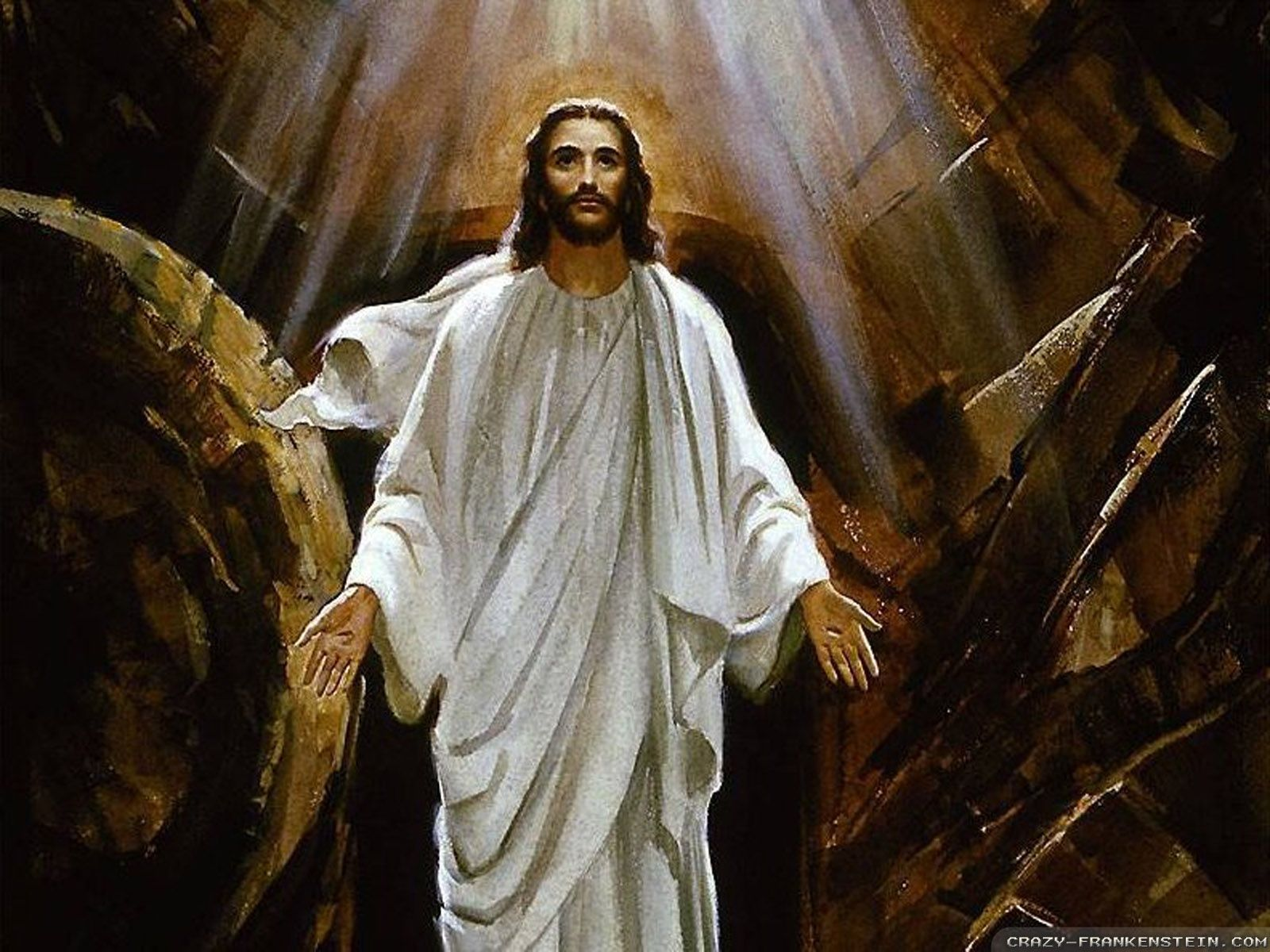 a analysis of jesus christs life Jesus is believed by christians to be the christ - the son of god this article explains what we know about him from history and the gospels, presents an audio journey through jesus's life, and.