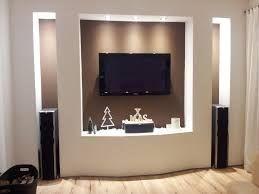 Bildergebnis Fur Tv Wand Trockenbau Home Interior Tv Wand