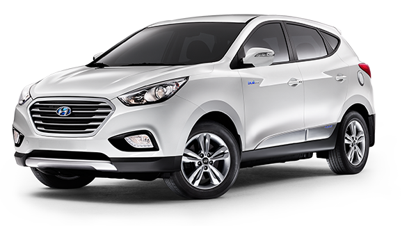 2015 Hyundai Tucson Fuel Cell HydrogenPowered Vehicle