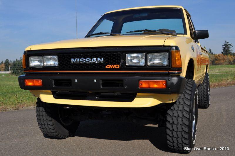 1983 nissan pickup 4x4 nissan nissan cars 4x4. Black Bedroom Furniture Sets. Home Design Ideas