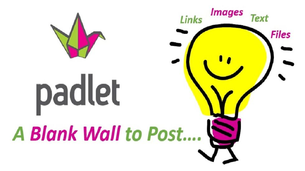Review the features of Padlet tool written to learn in an easy and quick manner.