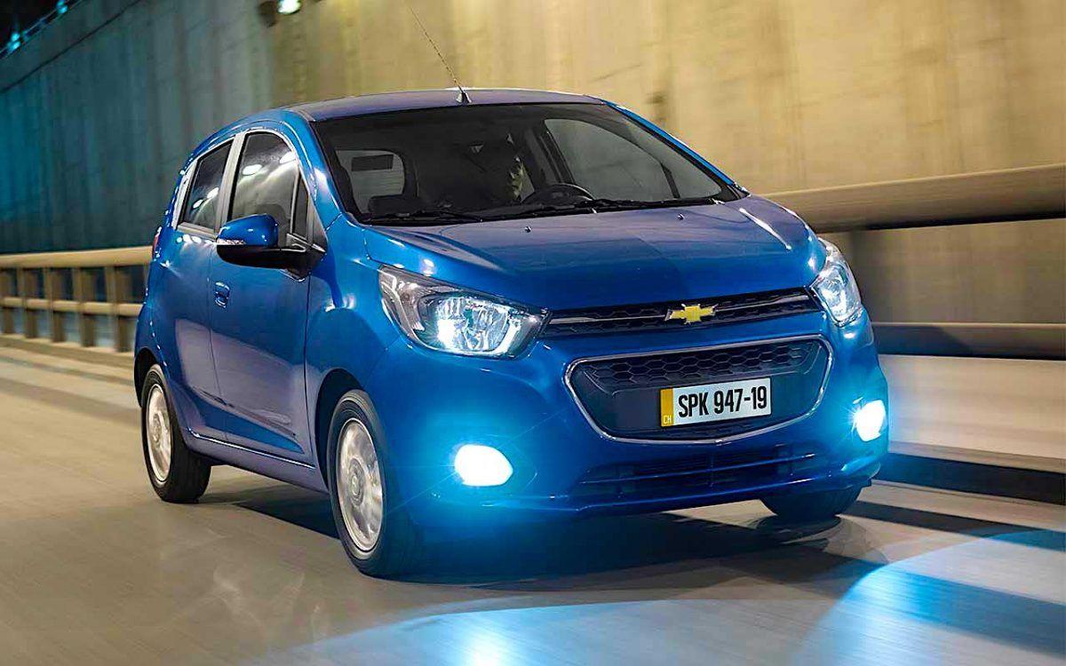 Todos Los Precios Del Chevrolet Spark Gt 2018 Para Ecuador