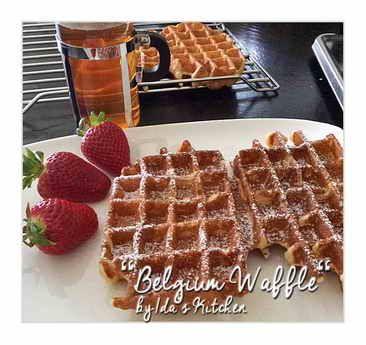 Waktu Itu Sedang Bertukar Info Tentang Resep Waffle Dengan Seorang Sahabat Yang Tinggal Di Negara Belgia Saya Baru Tahu Bahwa Selain Be Waffle Resep Tahu