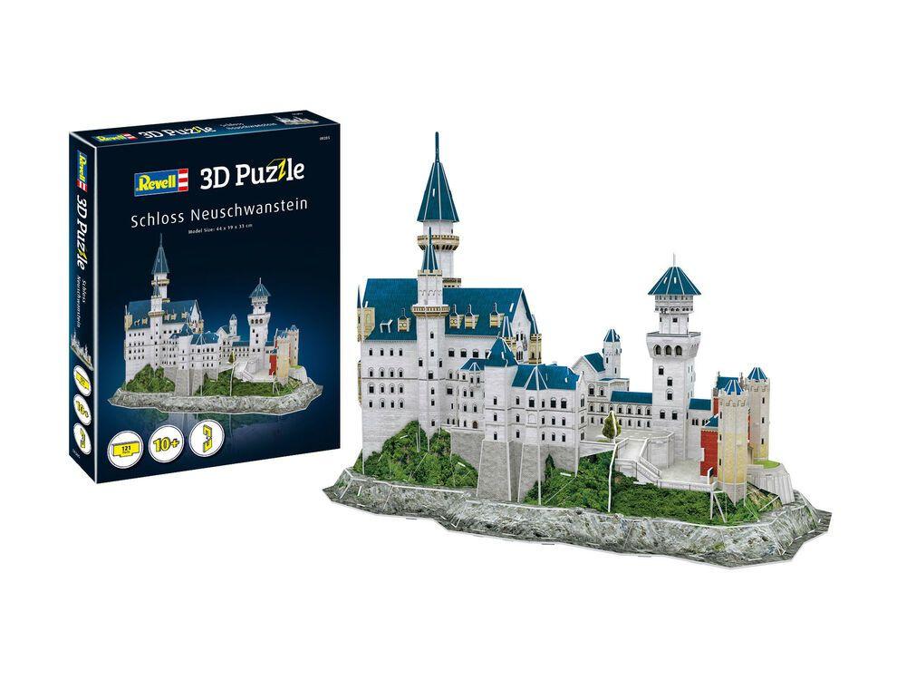 Ebay Sponsored Schloss Neuschwanstein 3d Puzzle Neu 00205 Teile 121 L 440 Mm H 330 Mm B 190 Mm Schloss Neuschwanstein Neuschwanstein Und Puzzle