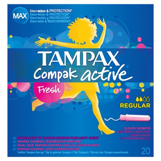 Tampax Tampon Tampax Tampon Applicator Feminine Pads