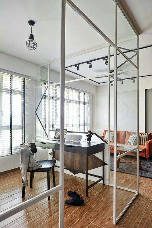 Open Study Room: Home Decor, Interior Design