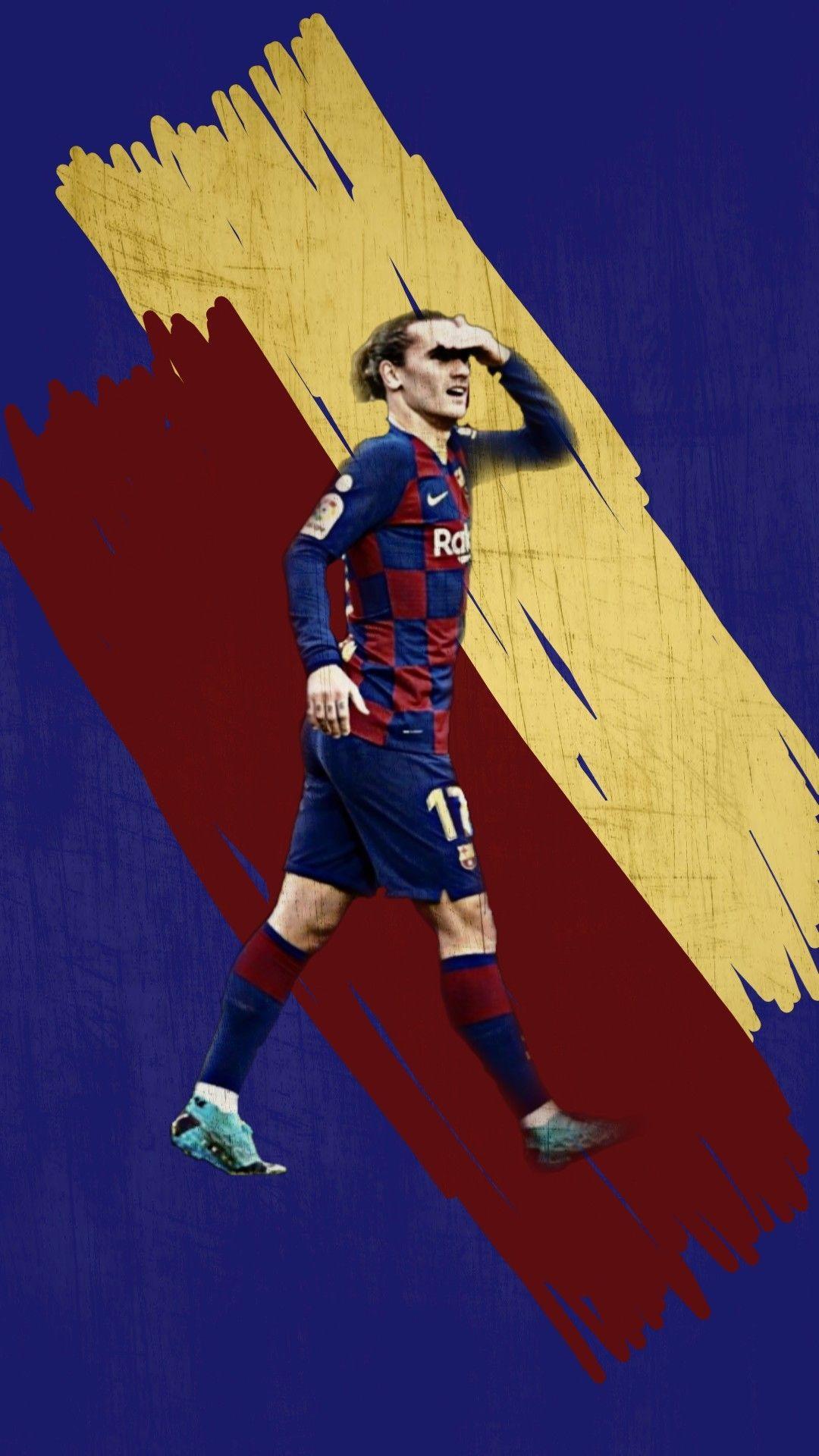 Antoine Griezmann Wallpaper En 2020 Futbol De Barcelona Griezmann Antonie Griezmann