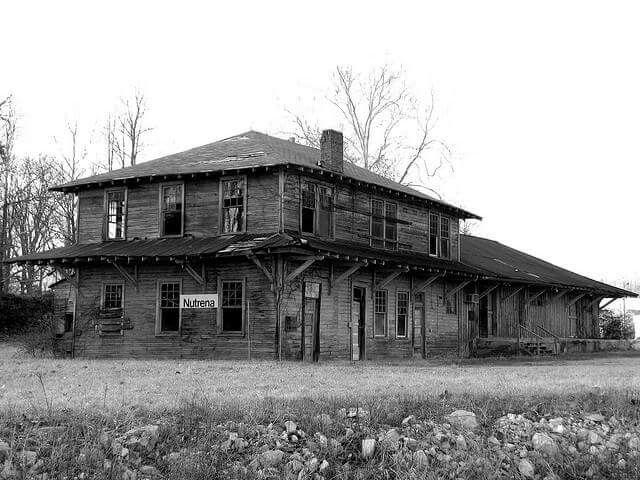 Train Depot Jamestown Tennessee