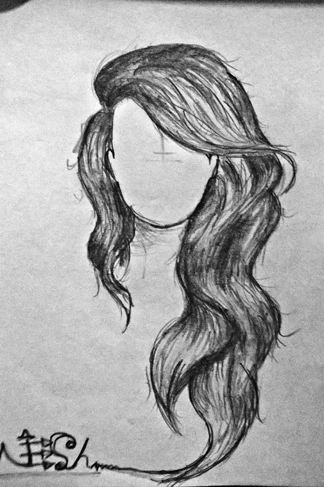 Most People Are Happy Being Average Most Are Happy Being Faceless In A Sea Of Faces Faceless Beauty Art Love Fo Realistic Drawings Drawings Angel Drawing