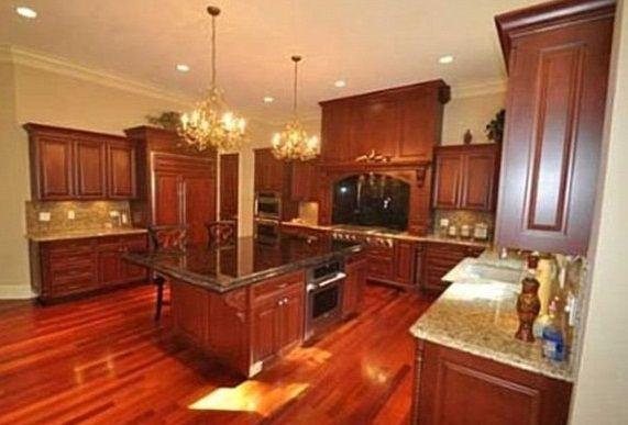 Inside Million Dollar Kitchens Inside Jennifer Hudson S 2 8