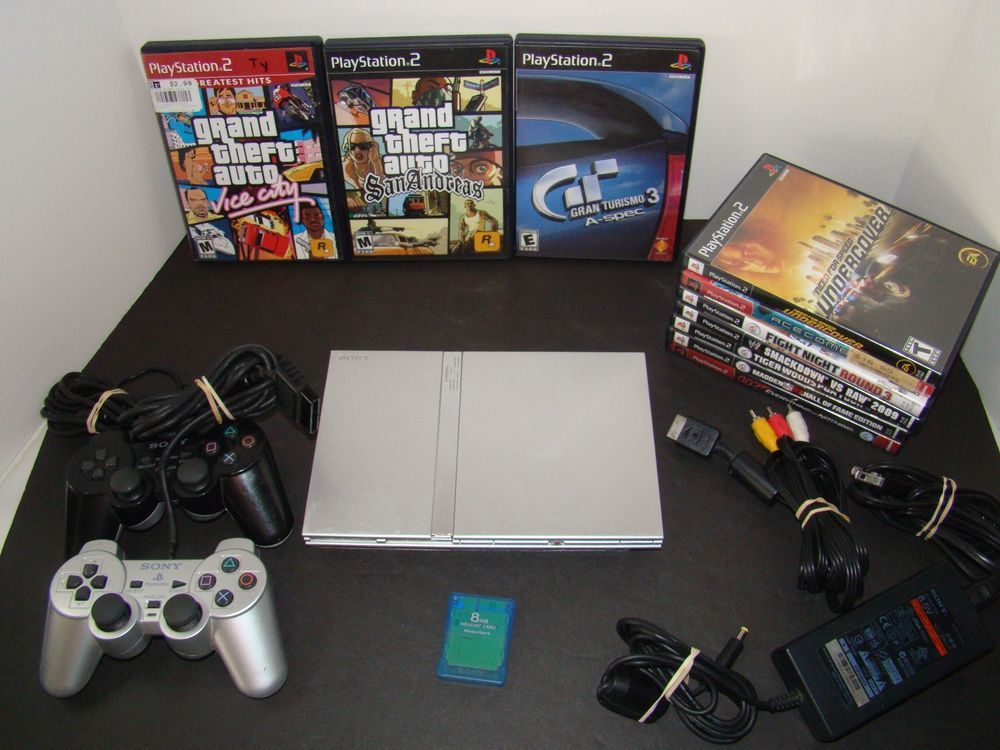 ps2 games on ps3 super slim
