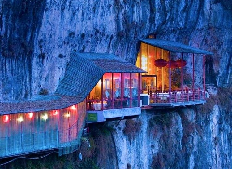 Unique Restaurants Part - 18: 16 Of The Most Unique Restaurants In The World - Swifty.com