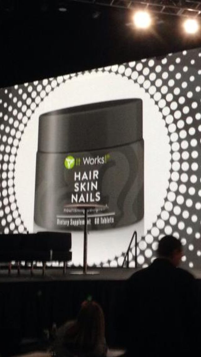 New product for hair skin and nails!   Www.wrapTownUSA.com