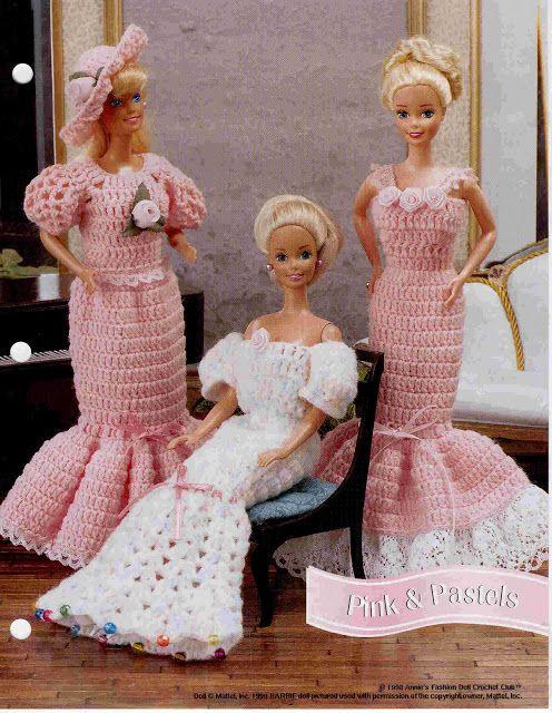 Fashion Doll clothing - Carey Richards - Picasa Albums Web   BARBIE ...