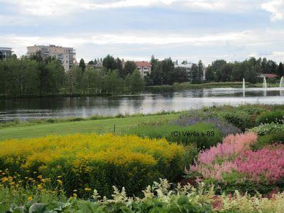 Puutarhat Rovaniemi