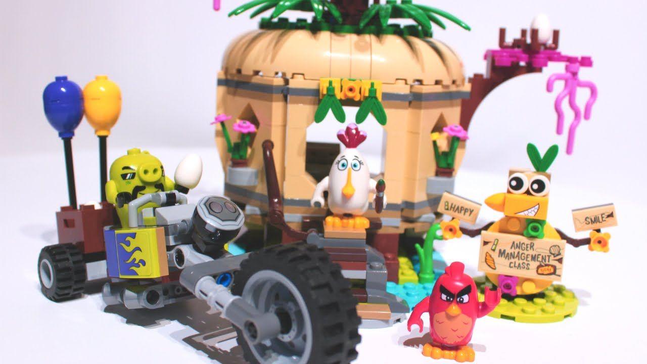 75823 Lego Angry Birds Matilda Minifigure New Sealed