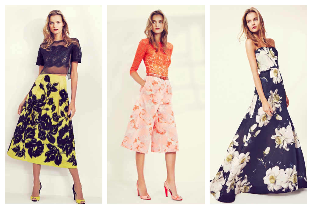 Carolina Herrera Resort 2015 | Carolina Herrera Resort 2016 Collection | Complete Fashion: African ...