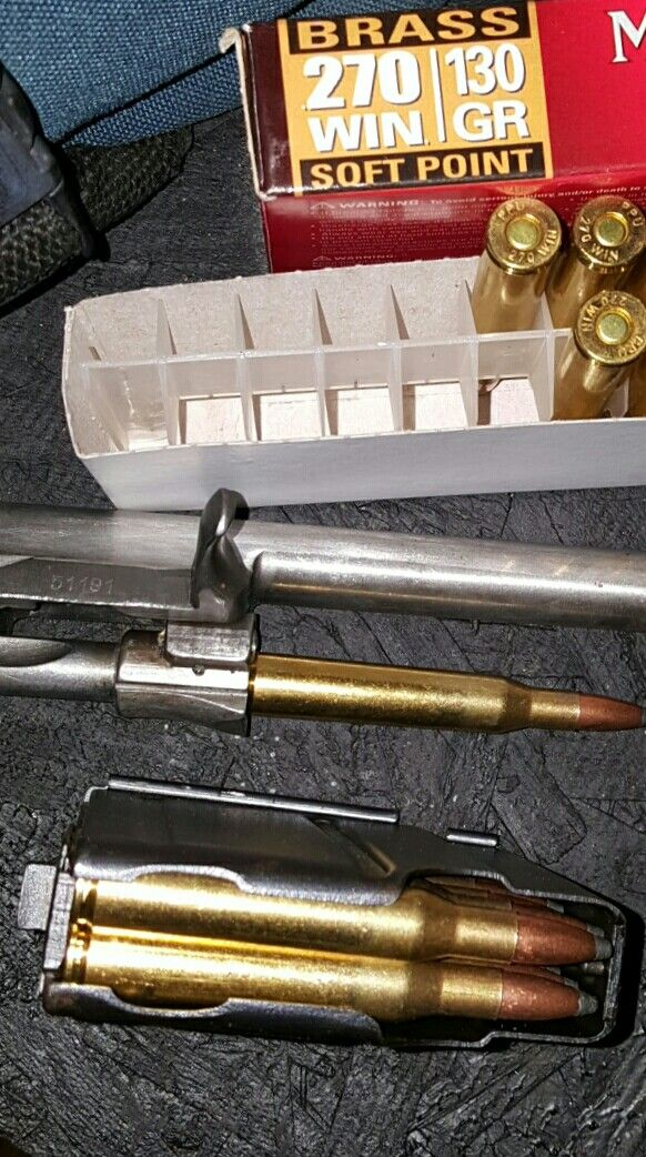 HMmmm    270 Winchester m72/76 ak rifle build? | Yugo m72