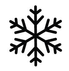 Desenho De Um Floco De Neve Pesquisa Google Molde Flocos De