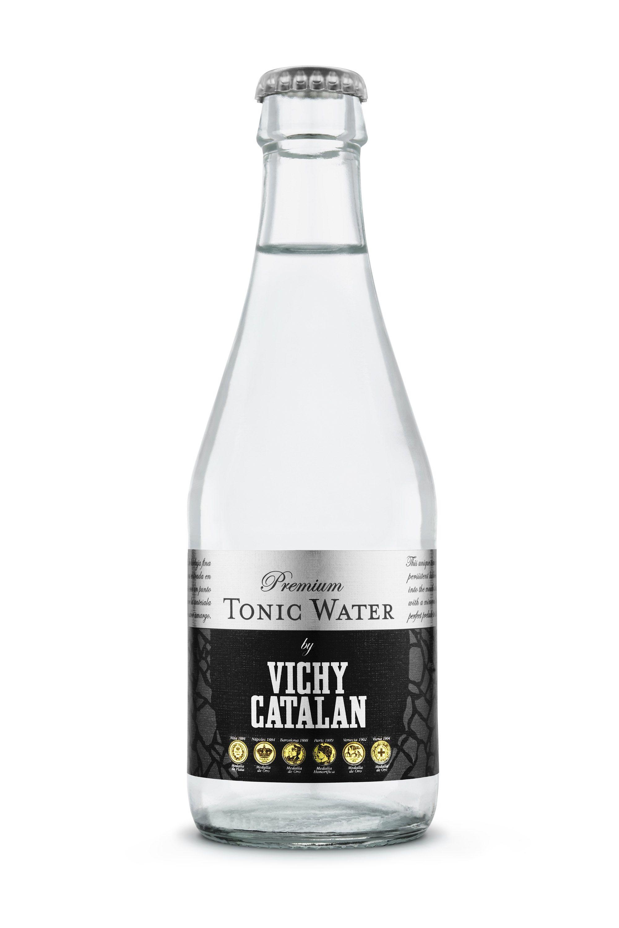 Nueva Premium Tonic Water by Vichy Catalán también en botella