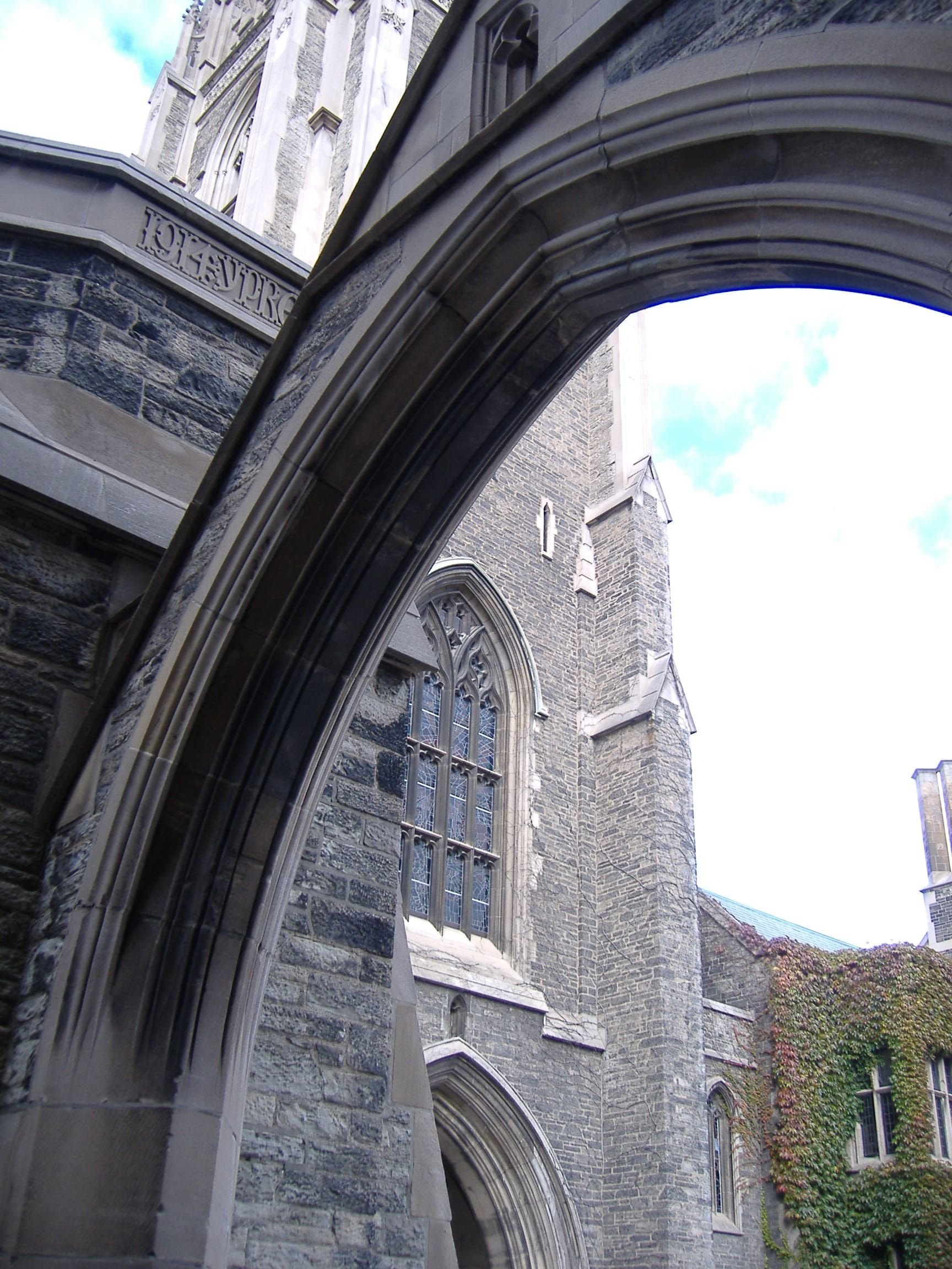 University of Toronto in Ontario, Canada. It was founded
