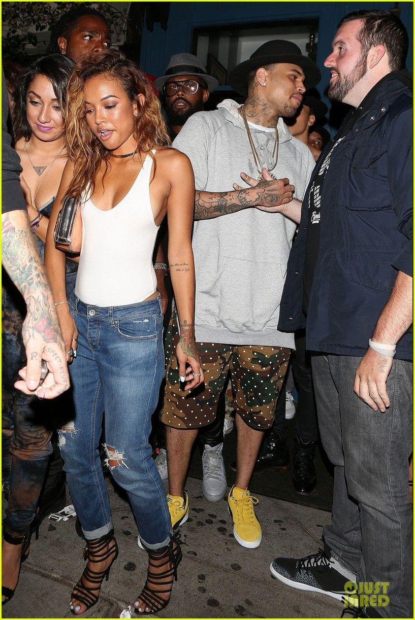 Karrueche Tran Net Worth Parents Ethnicity and Ex Boyfriend Chris Brown