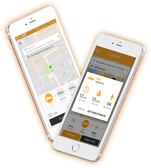 Develop your own taxi driver app for your business with the Uber
