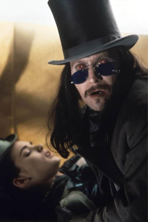 """Gary Oldman in """"Bram Stoker's Dracula"""""""