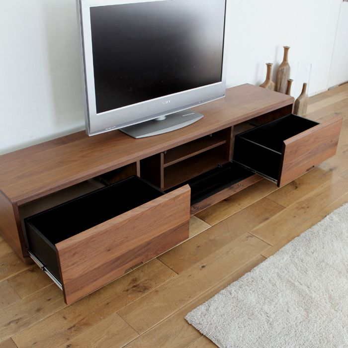 Livwood商品名 オルタナ テレビ台 200cm テレビボード ローボード