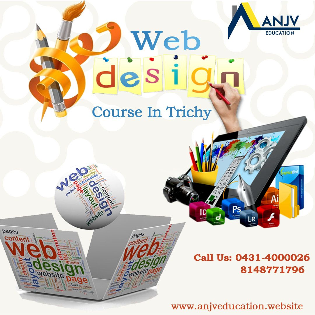 Web Designing Training Program In Trichy For Queries Call Us 0431 4000026 8148771796 Webdesigningcourse Grap Web Design Training Web Design Design Course