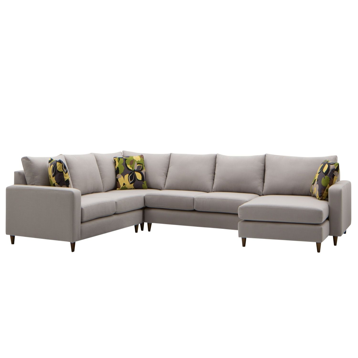 Cheap Modular Lounges Baxter Modular Lounge With Chaise From Domayne Online Furniture