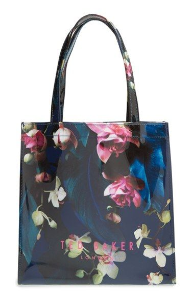 9a11576be1dd Ted+Baker+London+ Small+Icon +Floral+Tote+available+at+ Nordstrom ...