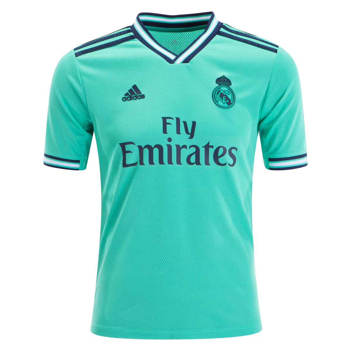 Adidas Real Madrid Youth Third Jersey 19 20 Yxl In 2020 Real Madrid Jersey