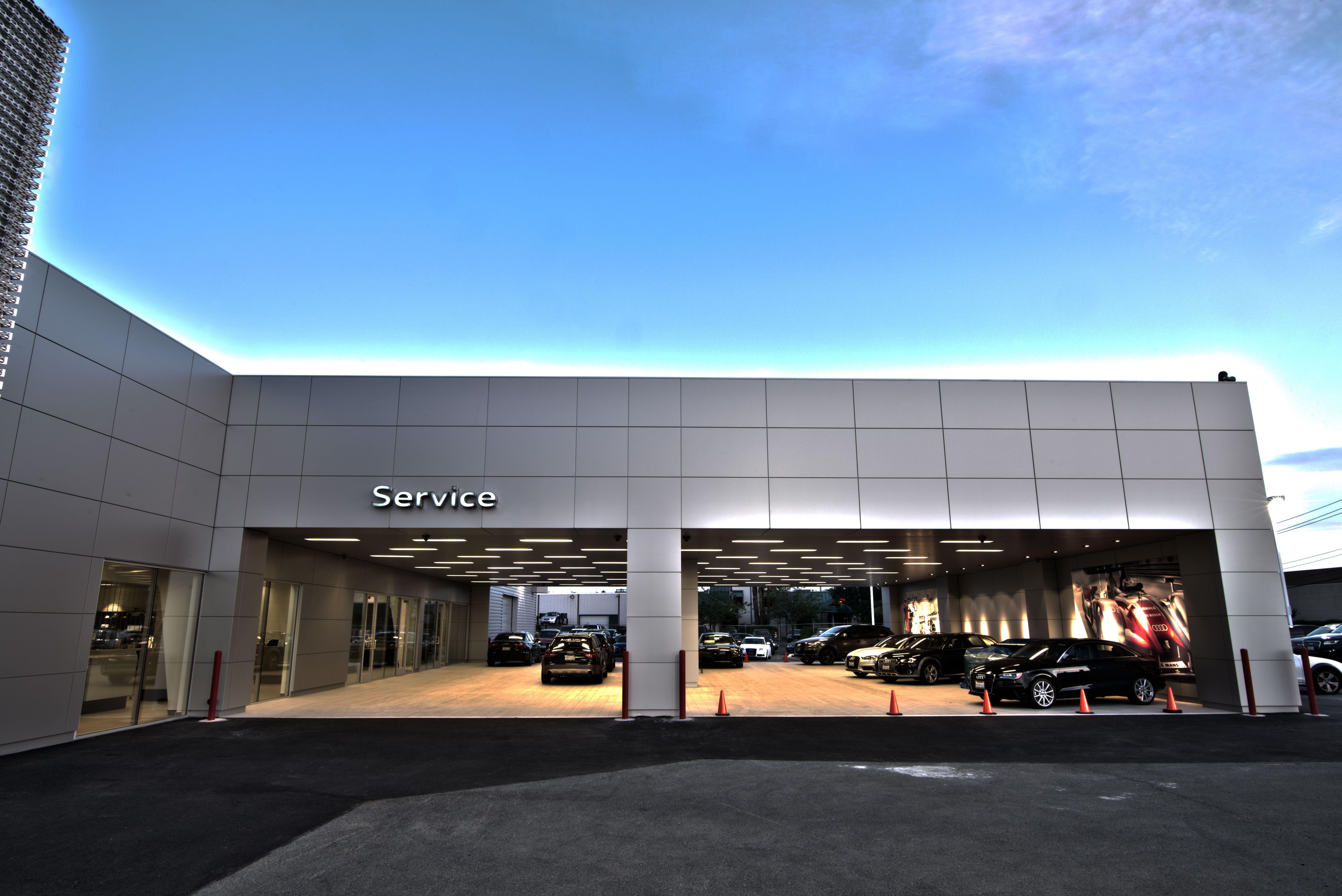 Audi Concord Service Department Premier Bay Area Audi and Pre