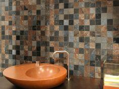 Bagno Ardesia ~ Oltre 25 fantastiche idee su bagni in piastrelle di ardesia su