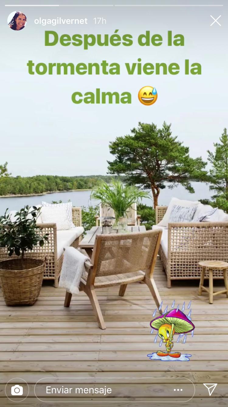 Pin De Lina En Terraza Despues De La Tormenta Terraza La Calma
