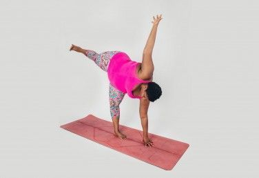 yoga for beginners jessamyn stanley in 2020  yoga poses