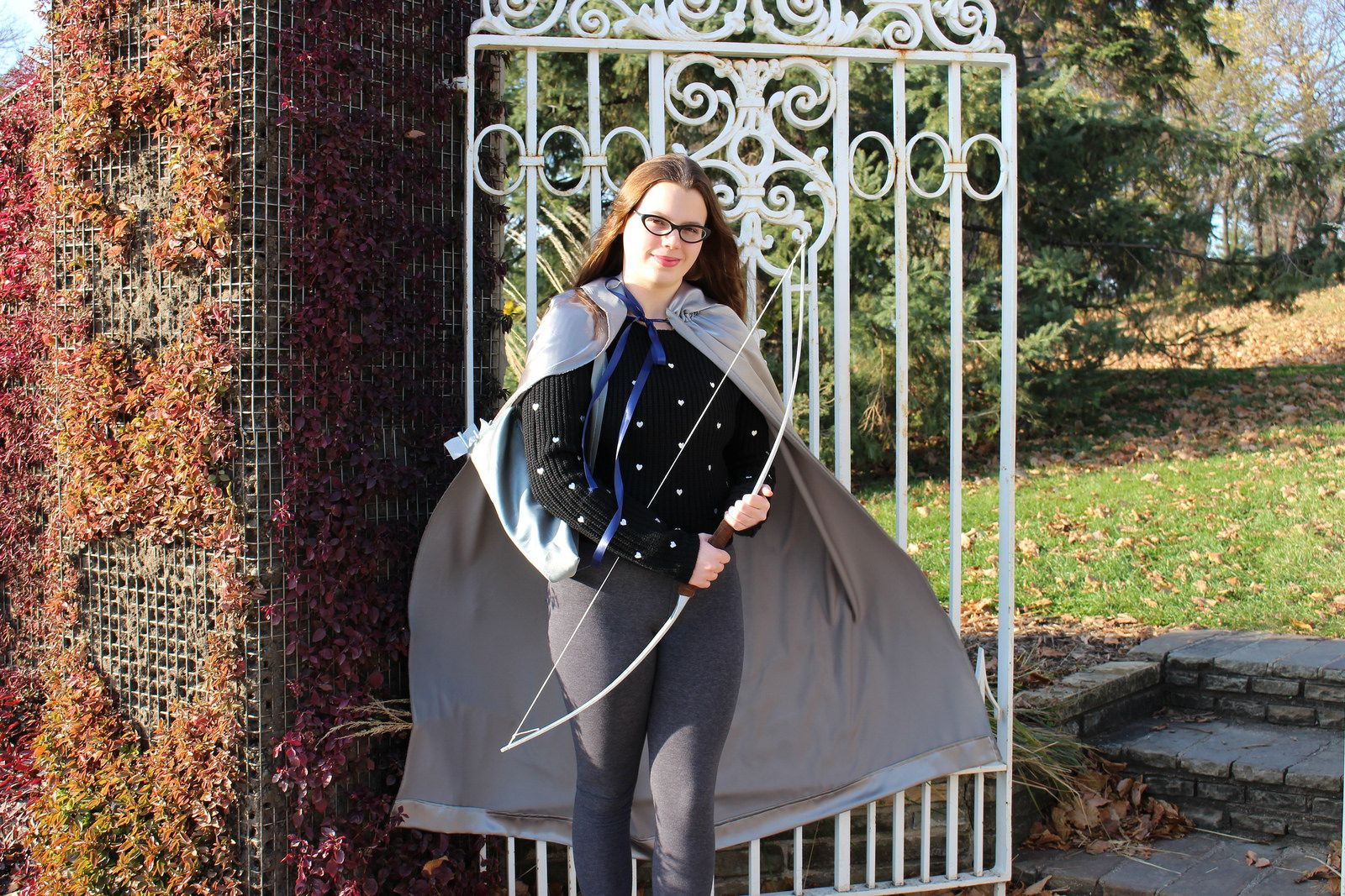 """DIY Percy Jackson and the Olympians """"Hunter of Artemis ..."""