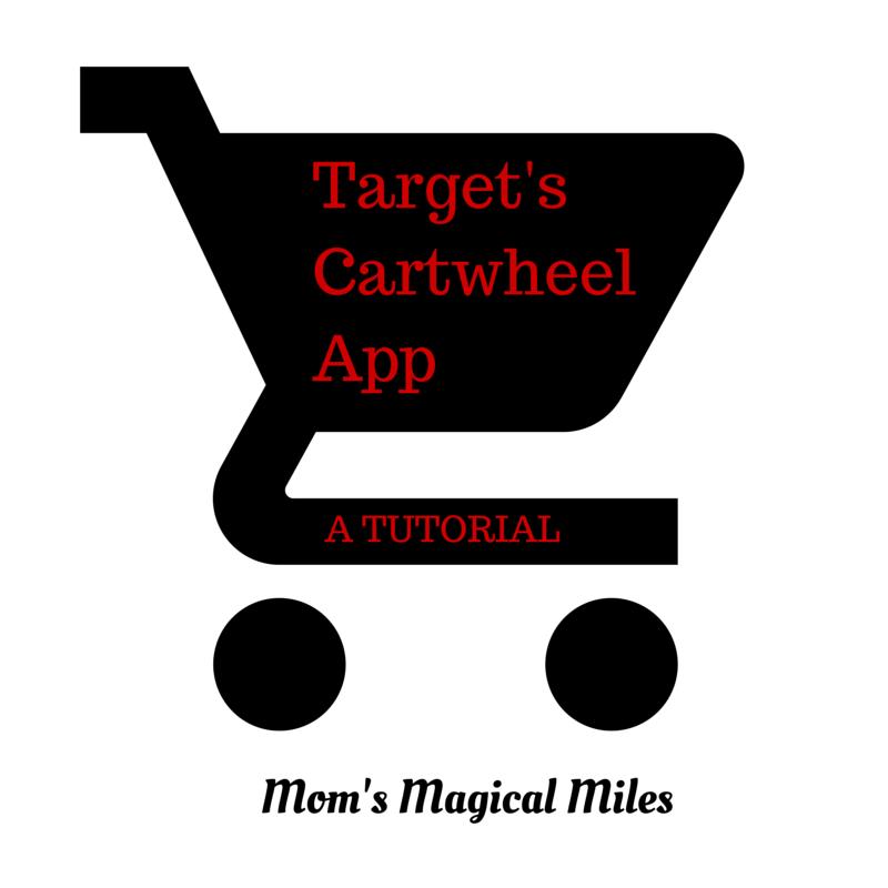 Target's Cartwheel App A Tutorial Target cartwheel
