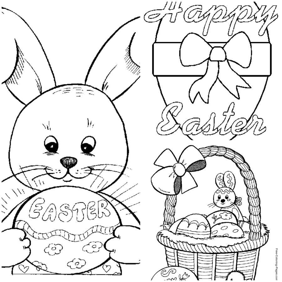 Pin By Carol Carter On Cricut Projects And Ideas Easter Coloring Pages Free Easter Coloring Pages Easter Colouring