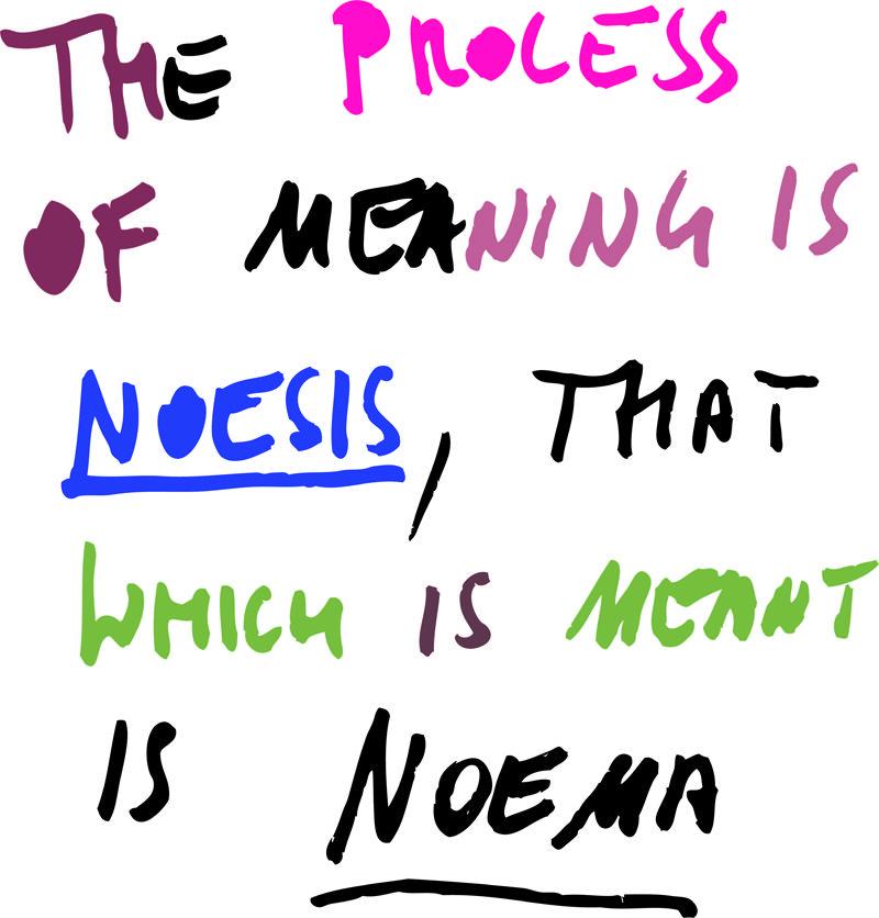 Noesis & Noema | Social Sciences | Social work, Social