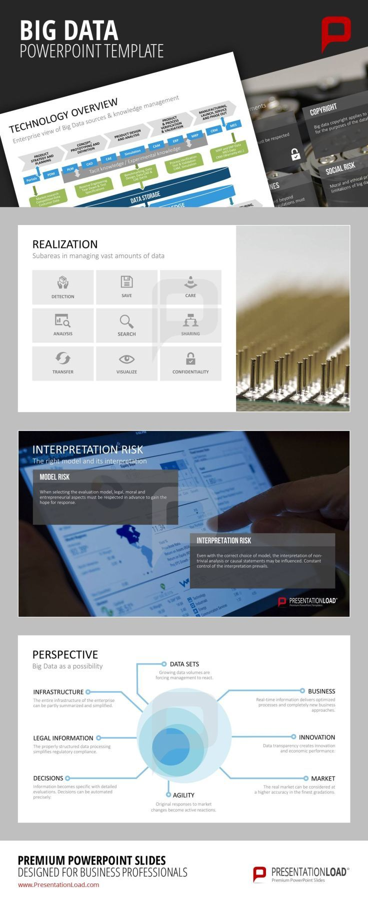 Big data powerpoint template by using big data tools you will big data powerpoint template by using big data tools you will gather competitive advantages cheaphphosting Choice Image