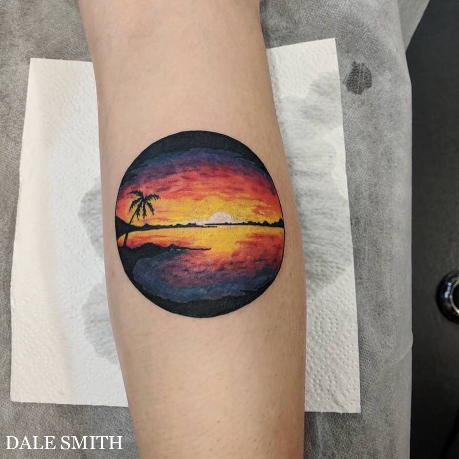 21 Tattoo a color